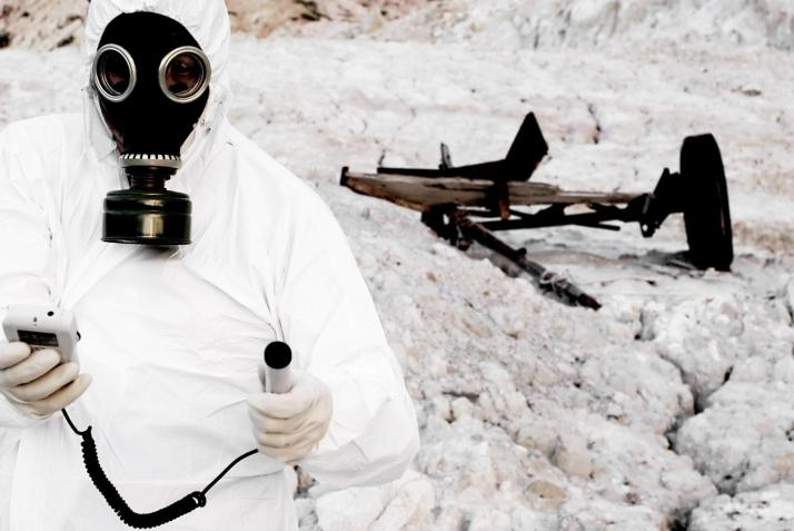 Nuclear Winter Recon. CC photo by Paul Hocksenar.