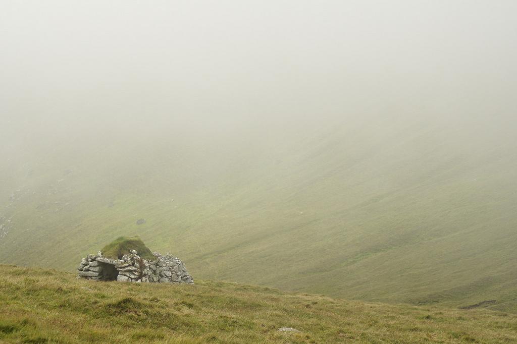 St. Kilda, Scotland. CC photo by Neil Wilkie.